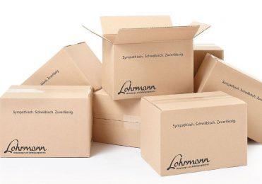 Kartons bedruckt Lohrmann