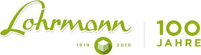 Lohrmann Logo 100 Jahre