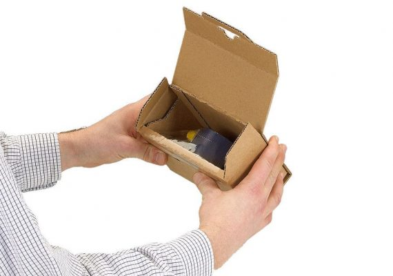 Membranverpackung schließen 5. Schritt