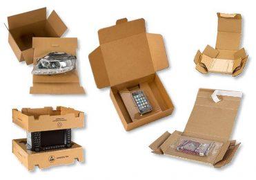 Verschiedene Membranverpackungen