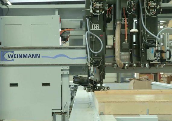 Modulgerät eingebaut in Weinmann Anlage