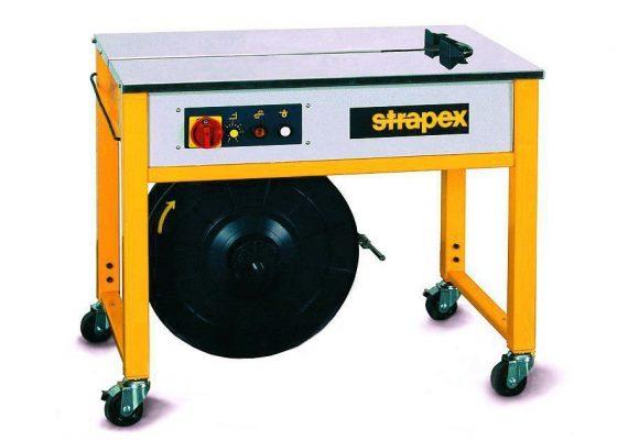 Halbautomatische Umreifungsmaschine Strapex SMA 10