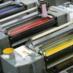 Farbdrucker Maschine für Packbänder